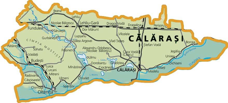 Harta-judetului-Calarasi