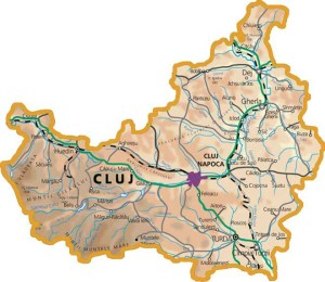 Harta-judetului-Cluj