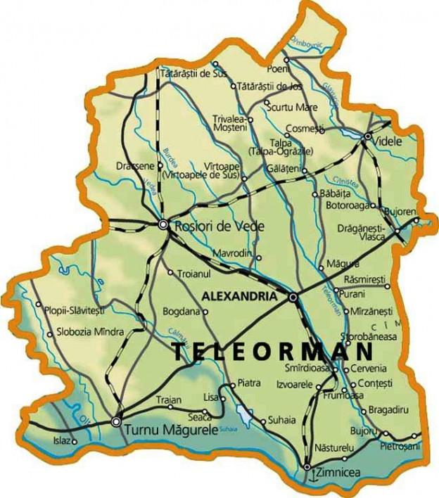 Harta-judetului-Teleorman